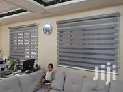 Grey Zebra Curtain Blinds   Home Accessories for sale in Greater Accra, North Kaneshie