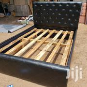 Nice Design Black Bed For Sell | Furniture for sale in Greater Accra, Ledzokuku-Krowor