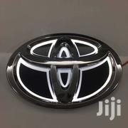 4D Led Car Front Logo Light Sticker | Vehicle Parts & Accessories for sale in Greater Accra, Alajo