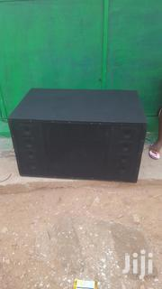 18 Inches 2 In 1 Super Bass Speaker | Musical Instruments for sale in Greater Accra, Achimota