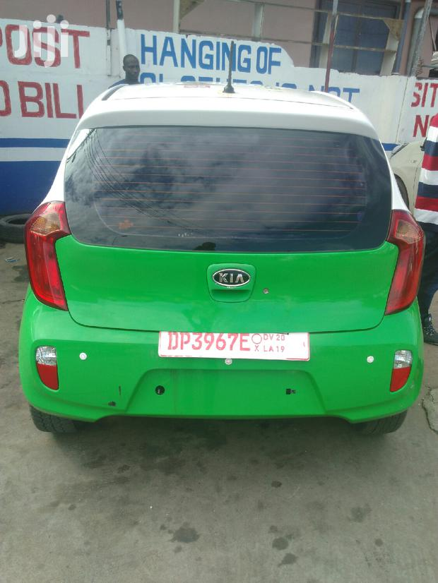 Archive: Kia Picanto 2012 Green