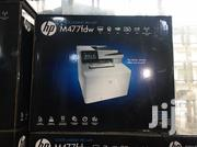 Hp M477fdw Colour Laserjet Pro Multi-Function Printer - White | Printers & Scanners for sale in Greater Accra, Adabraka