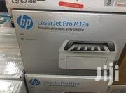 Hp Laserjet Pro M12a Printer - White | Printers & Scanners for sale in Greater Accra, Adabraka