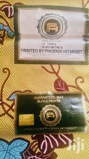 12 Yards Cotton Phoenix Hitarget Material | Clothing for sale in Greater Accra, Akweteyman