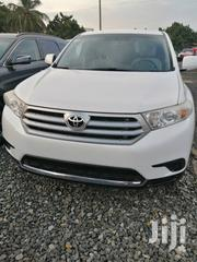 Toyota Highlander 2013 2.7L 2WD White | Cars for sale in Greater Accra, East Legon