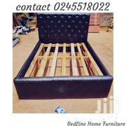 Turkish Black Double Bed Frame ❤️❤️❤️🖤 | Furniture for sale in Greater Accra, North Dzorwulu