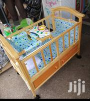 Baby Wooden Cot | Children's Furniture for sale in Greater Accra, Asylum Down