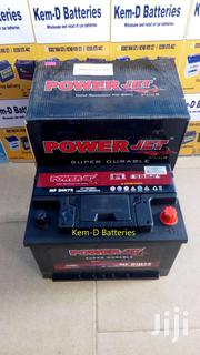 Battery 15 Plates Powerjet Car Batteries -free Delivery - New Battery | Vehicle Parts & Accessories for sale in Greater Accra, Achimota