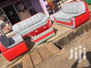 Authentic Sofa Set With Center Table at a Cool Price. | Furniture for sale in Greater Accra, Airport Residential Area