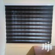 Black Zebra Window Curtain Blinds   Home Accessories for sale in Greater Accra, North Kaneshie