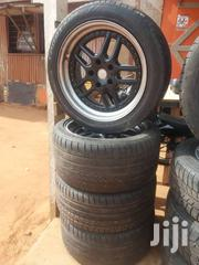 275/35 Size R18 Flat Tyre Tubeless | Vehicle Parts & Accessories for sale in Greater Accra, Dansoman