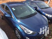 Hyundai Elantra 2014 Blue | Cars for sale in Greater Accra, Abelemkpe