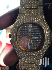 Patech Watch Gold Colour | Watches for sale in Western Region, Ahanta West