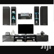 Tv Stand With LED Lights | Furniture for sale in Greater Accra, Achimota