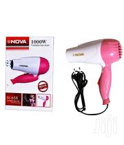 Nova Foldable Hair Dryer | Tools & Accessories for sale in Greater Accra, Adenta Municipal