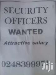 SECURITY OFFICERS WANTED | Accounting & Finance Jobs for sale in Greater Accra, Accra Metropolitan