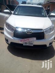 Toyota Highlander 2016 LE V6 4x4 (3.5L 6cyl 6A) White   Cars for sale in Greater Accra, Accra Metropolitan