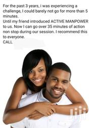 Active Manpower Energy Booster | Sexual Wellness for sale in Greater Accra, East Legon