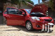 Toyota Yaris 2010 Red | Cars for sale in Greater Accra, Adenta Municipal