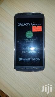 New Samsung Galaxy S4 Active LTE-A 16 GB Red | Mobile Phones for sale in Northern Region, Tamale Municipal