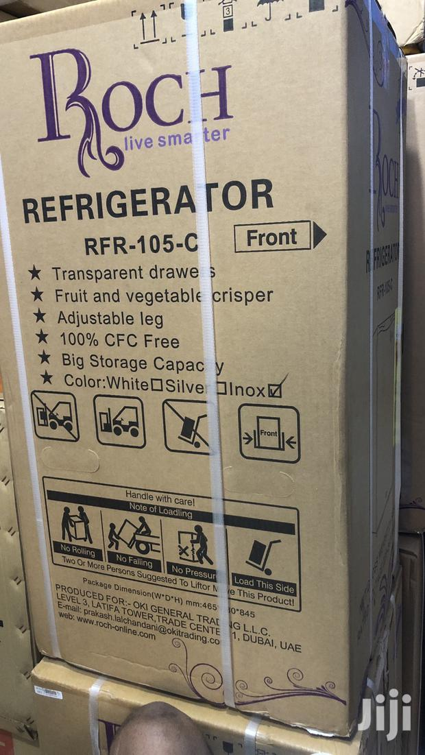 Brand New- #1 Roch 82L Table Top Fridge With Freezer