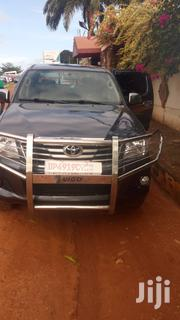 Toyota Hilux 2013 Black   Cars for sale in Greater Accra, Ga South Municipal