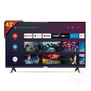 """TCL 43""""Full HD Dvb T2 Smart Android Sat Ai TV 