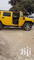 Hummer H2 SUV Luxury 2009 Yellow | Cars for sale in Achimota, Greater Accra, Ghana