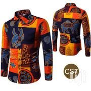 Gentle Men 14 Color Long Sleeved Shirt | Clothing for sale in Greater Accra, East Legon
