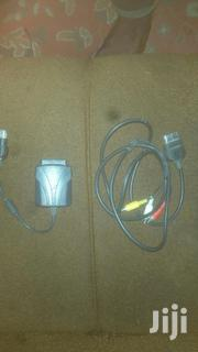 Xbox Av Cable And Converter   Video Game Consoles for sale in Greater Accra, Dansoman