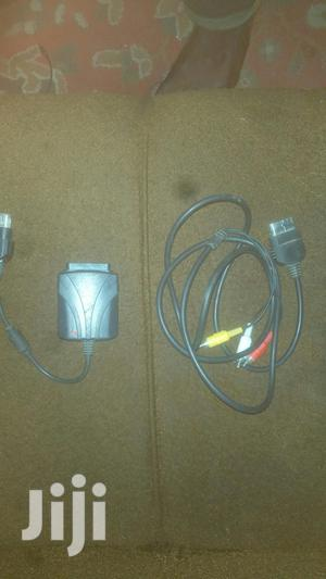 Xbox Av Cable And Converter