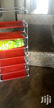 Double Bed Plus Free Shoe Rack | Furniture for sale in Greater Accra, Ga East Municipal