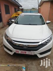 Honda Civic 2016 EX 4dr Sedan (1.5L 4cyl) White | Cars for sale in Greater Accra, Darkuman