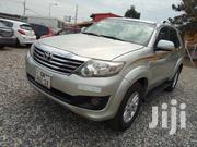Toyota Fortuner 2012 Gold | Cars for sale in Greater Accra, Dansoman