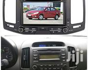 Hyundai Elantra 2007/09 HD Radio Dvd Touch Screen Player | Vehicle Parts & Accessories for sale in Greater Accra, Abossey Okai