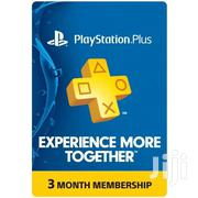 Playstation Plus 3 Month | Video Game Consoles for sale in Greater Accra, Nungua East