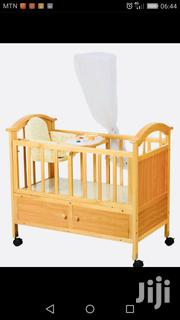 Baby Wooden Cot . 0_2 Years | Children's Furniture for sale in Greater Accra, Adenta Municipal