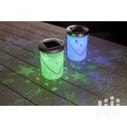 Solar Light Color Changing Solar Table Lamp Suitable For Garden | Solar Energy for sale in Greater Accra, South Shiashie