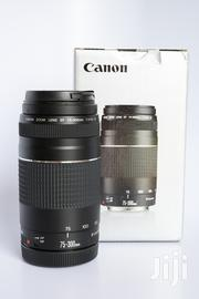 Canon 75 - 300mm Zoom Lens | Cameras, Video Cameras & Accessories for sale in Greater Accra, Accra Metropolitan