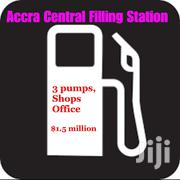 Filling Station for Sale at Adabraka | Commercial Property For Sale for sale in Greater Accra, Accra Metropolitan
