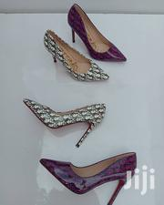 Black and White Heel | Shoes for sale in Greater Accra, Nii Boi Town