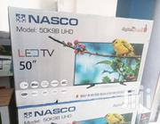 Nasco 50 Inches UHD 4K Satellite TV | TV & DVD Equipment for sale in Greater Accra, Agbogbloshie