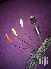Ps3 AV Cable | Video Game Consoles for sale in Greater Accra, Dansoman