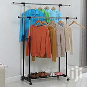 Double Pole Clothes Rack | Furniture for sale in Greater Accra, Tesano