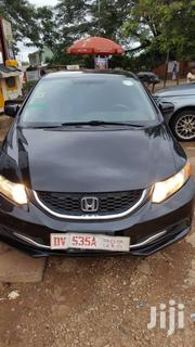 Honda Civic 2014 Black | Cars for sale in Ashanti, Kumasi Metropolitan