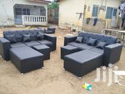 Stylish Leather Sofa   Furniture for sale in Greater Accra, Adenta Municipal