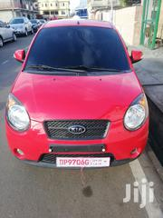 Kia Picanto 2010 1.1 EX Automatic Red | Cars for sale in Greater Accra, Abossey Okai