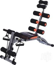 6 In 1 Six Pack Care Ab Core Exercise Bench | Sports Equipment for sale in Greater Accra, Tesano