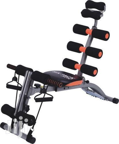 6 In 1 Six Pack Care Ab Core Exercise Bench