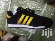 Adidas Samoa-Gold Strip | Shoes for sale in Greater Accra, Ga West Municipal